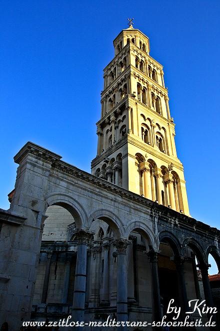 Sveti Duje und sein Glockenturm