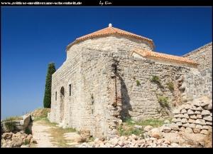 Crkva Sv. Vid - ehemals eine Moschee