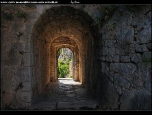 Impressionen der Festungsanlage