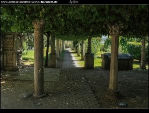 Tusculum samt Parkanlage