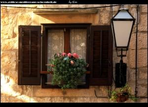 idyllische Wohnkultur in Komiža