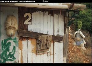 Bilder wie aus einem Horrorfilm - auf der Mülldeponie von Komiža