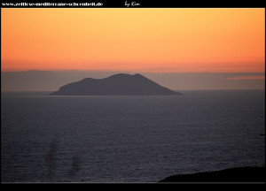 Blick auf die Insel Svetac / Sv. Andrija