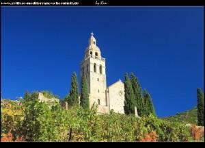 unterhalb des Klosters