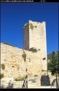 Wehrturm neben dem Kloster