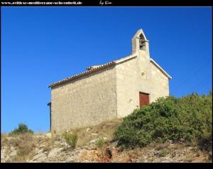 Crkva Sv. Mihovil mit sensationellem Ausblick auf Komiža, das Meer und die Insel Svetac