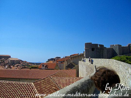 Rundgang auf der berühmtesten Stadtmauer der Welt