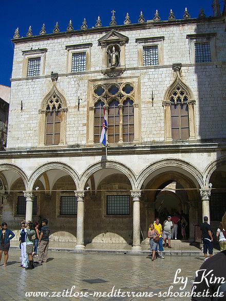 Der Sponza-Palast