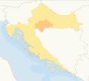 Gespanschaft Sisak-Moslavina