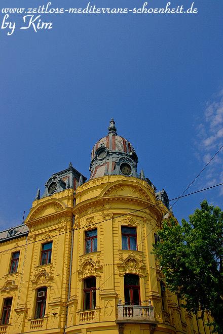 Haus der kroatischen Bahn