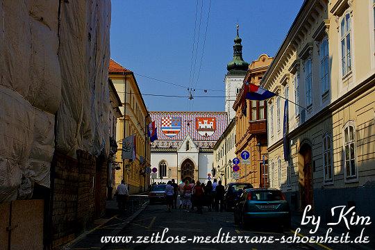Die Straße Cirilometoska