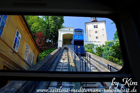 Drahtseilbahn
