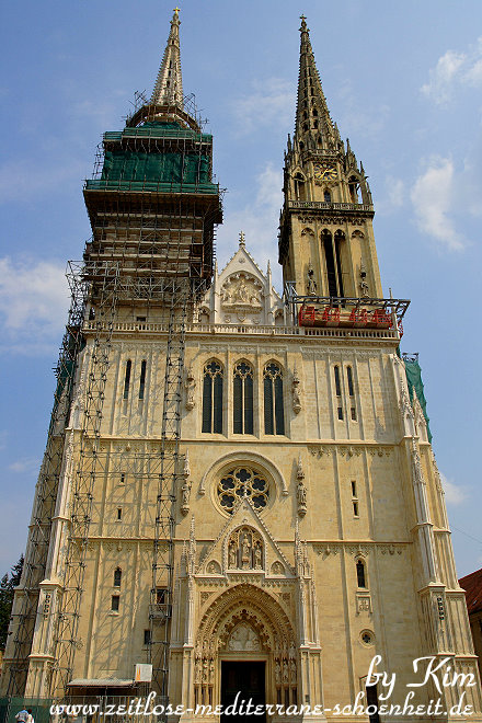 Der Zagreber Dom