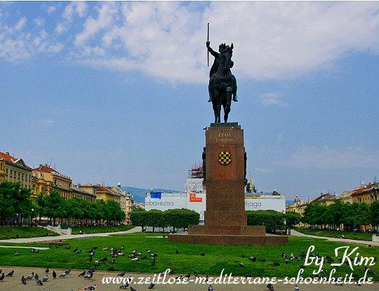 Statue Kralja Tomislava