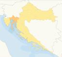 Gespannschaft Primorje-Gorski Kotar
