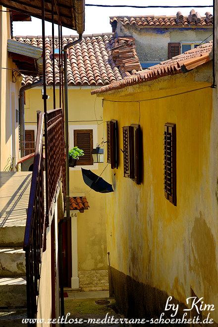 Rundgang durch Mošćenice