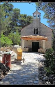 Die Kirche Sv. Nikola