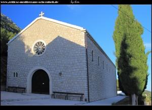 Die Crkva Sv. Pavla ist ohne den Turm aber ganz ansehnlich