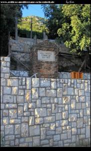 Denkmal zu Ehren von König Tomislav