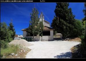 Crkva Sv. Vid mit Friedhof