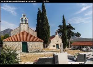 Lisac - Crkva Gospa od Ružarija und Crkva Svih Sveti