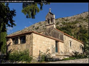 Crkva Sv. Stjepan in gornji Majkovi