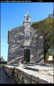 Mrčevo - die Crkva Sv. Šimun i Juda Tadej