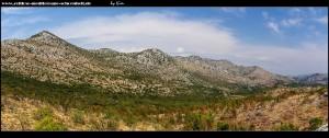 Landschaft kurz vor Smokovljani