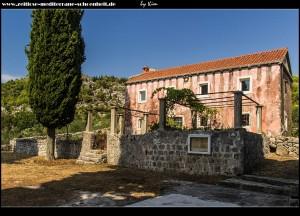 Topolo - an der Crkva Mala Gospa