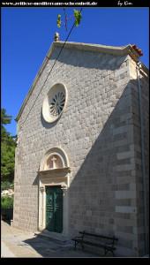 die Pfarrkirche Sv. Vid