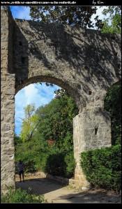 Das Aquädukt...
