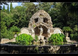"""...endet mit der  """"fontana boga mora Neptuna"""""""
