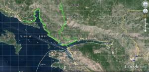 Zaton-Osojnik-Map