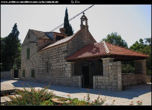 Kirche Sv. Antun Padovanski in Zaton Mali
