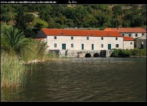 alte Mühle in Mali Zaton