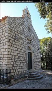 Kirche Sv. Kuzma i Damkjan in Knežica