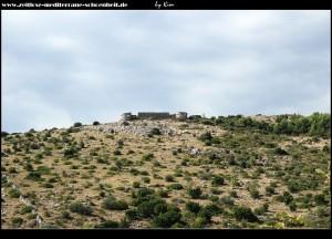 Mittelalterlicher Festungsanlage Pobrežje