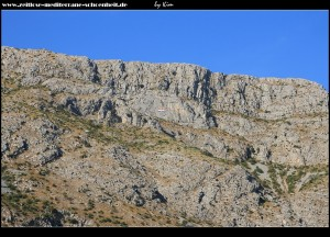 Impressionen aus Komolac mit tollen Blicken auf den Golubov Kamen und Rožat