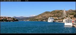 Im Hafen Gruž
