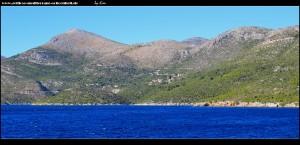 Brsečine und die wunderschöne Küstenlandschaft