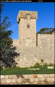 Festungsturm des Anwesens Vice Stjepovič-Skočibuha