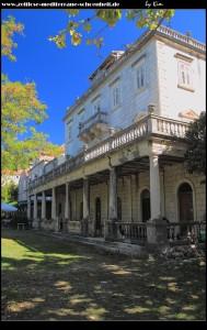 prachtvolle verlassene Villa