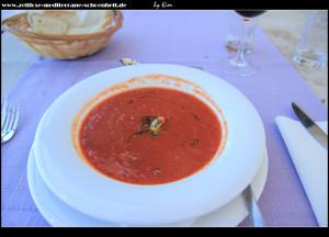 ...und tolles Essen!