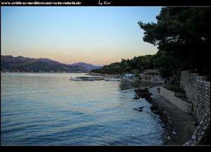 Die Bucht von Gornje Čelo
