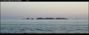 Die Grebeni Inseln