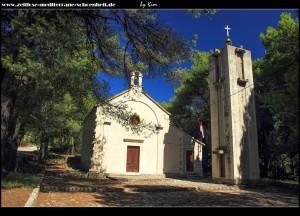 Podšpilje - Crkva Rođenja Blažene Djevice Marije