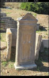 die hellenistische Nekropole Martvilo