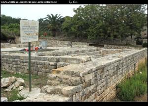 Überreste des antiken Issa