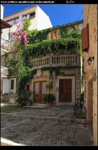 schönes Häuschen an der Ribarska Ulica