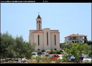 Pfarrkirche Sv. Križ in Okrug gornji